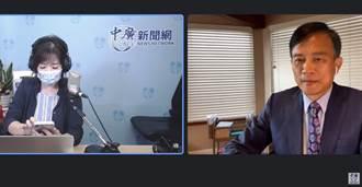 看國民黨主席選舉 彭文正:恨鐵不成鋼