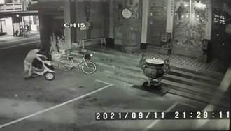 偷騎別人摩托車隔日又歸還 麻豆警:仍涉竊盜罪
