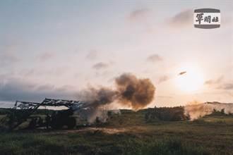 漢光第3天 第一作戰區反登陸作戰操演精準打擊