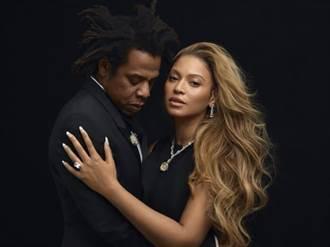 碧昂絲Jay Z模範夫妻放閃 代言TIFFANY不二人選