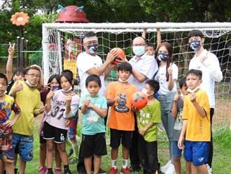花蓮崇德國小將重新成立足球隊 提供偏鄉學童更多機會
