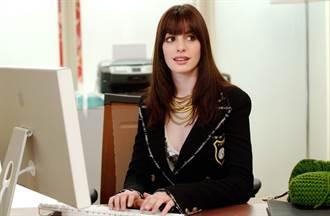 安海瑟薇演《PRADA》助理絕美 選角她竟排在8個人後面