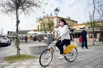 嘉義市建置100站YouBike2.0達標 免費騎優惠至今年底