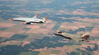 波音MQ-25無人機 成功為F-35C空中加油