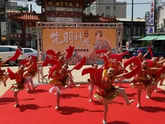 媽祖指定要演 台南在地劇團《梵羽神遊》跨界舞劇新營登場