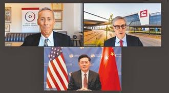 中美政黨對話 宋濤:有助理解與互信