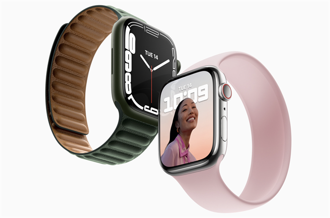 Apple Watch Series 7螢幕變大更耐用 或面臨晶片短缺開賣日未定