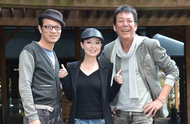 吳朋奉在《含笑食堂》飾演苗可麗初戀男友。(圖/本報系資料照)