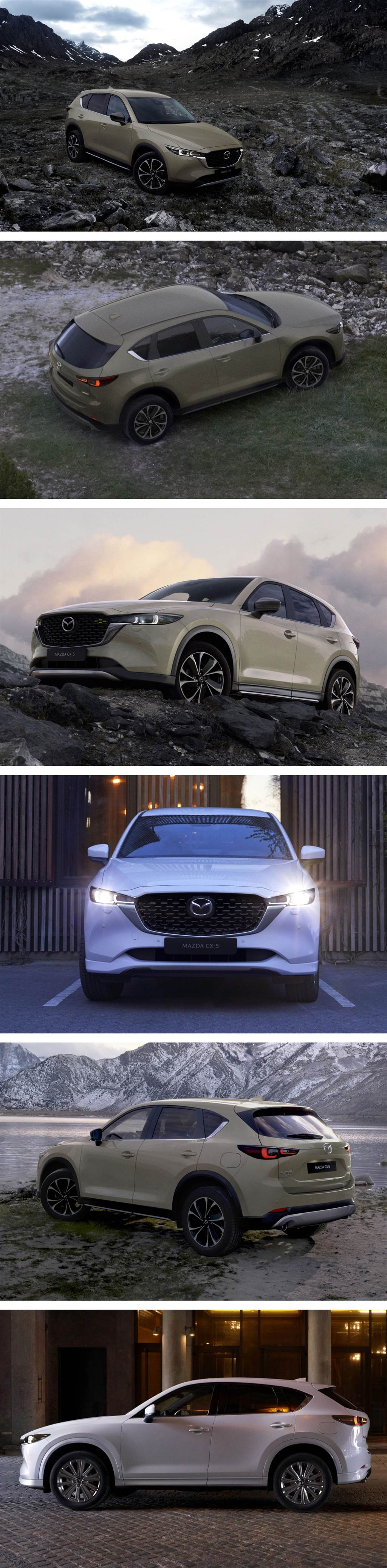 造型更為優雅、新增Mi-Drive 駕駛模式,Mazda CX-5 小改款歐美同步亮相!(圖/CarStuff)