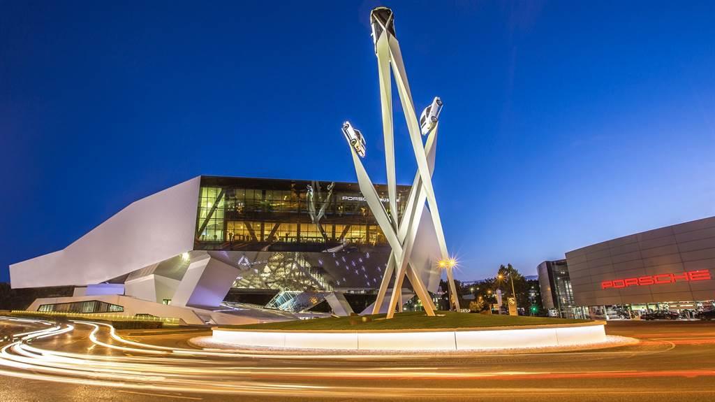 首屆以數位型態舉辦的Porsche Sound Night以「Next Level」為名,將於保時捷博物館及今年盛大歡慶成立50週年的魏薩研發中心舉辦。(圖/Porsche提供)