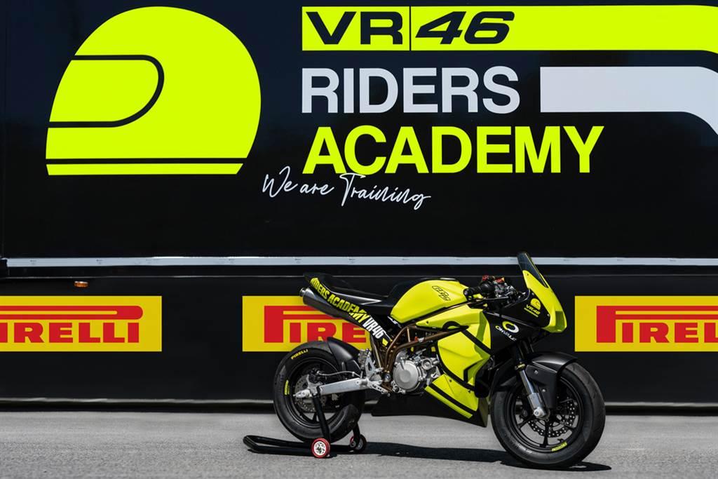 強強聯手 VR46車手學院與倍耐力合作全面採用倍耐力輪胎(圖/BikeIN)