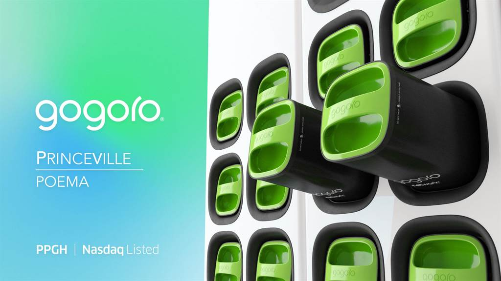 Gogoro與Poema Global Holdings Corp.合併 並在美國納斯達克上市