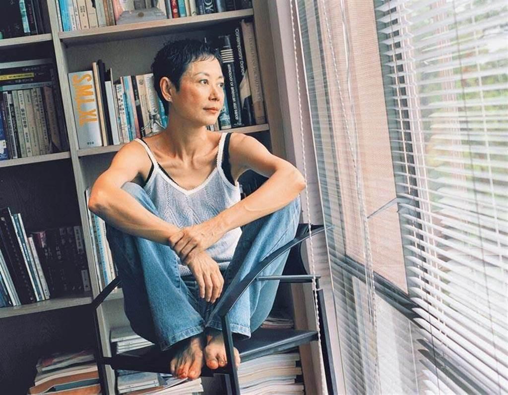 舞蹈家羅曼菲個性豁達開朗,生前即使在抗癌階段,仍不忘創作。(楊彩成攝,時週資料照片)