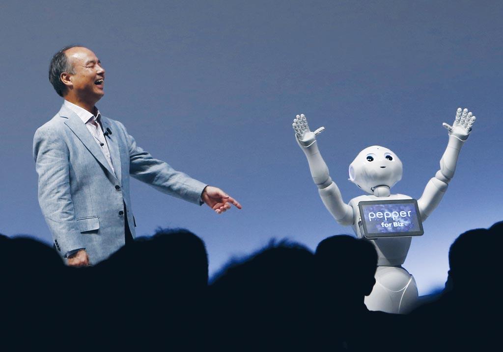 Pepper將退役 交棒新機器人