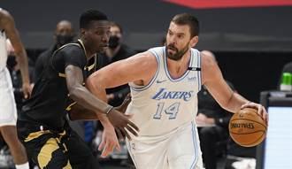 NBA》珍重再見 灰熊裁小蓋索 他將回歸西班牙聯賽