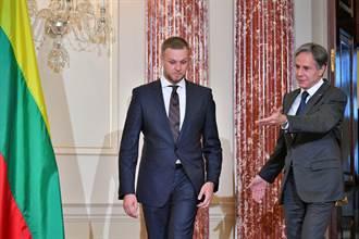 美國務卿會晤立陶宛外長 談聯手對抗中國大陸