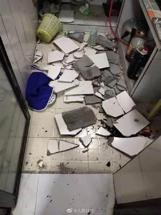四川瀘縣規模6.0地震死傷未擴大 餘震持續