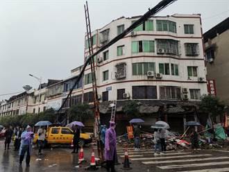 四川瀘縣1村民早起煮飯遇地震 從屋內跑出來時遇圍牆倒塌死亡