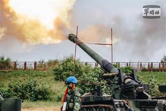 第五作戰區反登陸作戰操演 驗證砲兵部隊戰力