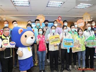 黃偉哲宣布社宅包租代管3期啟動 加碼1600戶