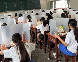 台中23日起15萬學生接種BNT 施打意願破9成