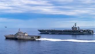 大型核航母是硬道理 在美戰略中無可取代