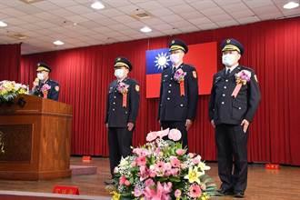 雲林縣3個警分局長調任 近年最大幅度