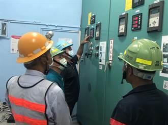 烏山頭給水廠抽水站跳電 溪北17萬戶用水受影響