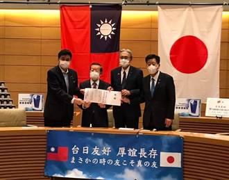 疫苗恩情 台灣回贈血氧機製氧機 日本首相菅義偉致謝