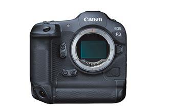 Canon發布EOS R3 全片幅無反光鏡相機