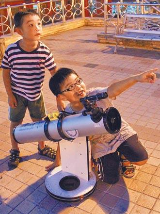 台北天文館 邀你線上賞月趣