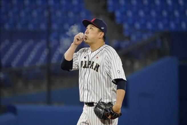 田中將大赴美發展7年後,今年回到日職老東家效力。(美聯社資料照)