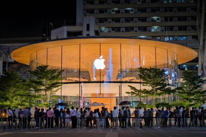 蘋果秋季發表會登場,年度旗艦新品包含iPhone 13系列、第九代iPad和第六代iPad Mini以及Apple Watch 7正式現身,供應鏈大啖商機。(示意圖/shutterstock)
