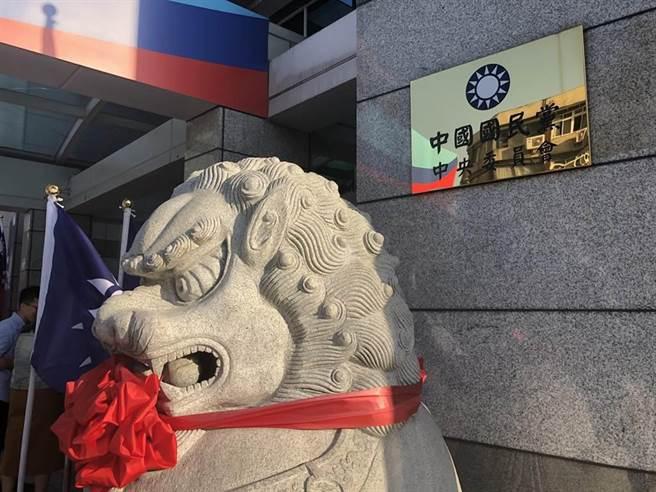 立法院明天開議,國民黨今天舉辦「立法實務研討會」,公布27項優先法案。(趙婉淳攝)