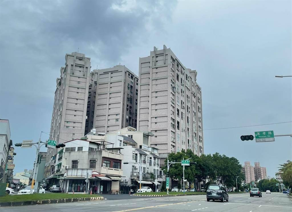 嘉義市「大高巢/夢幻家」出現6個月短線投資,獲利高達180萬交易。(圖/全國不動產嘉義港坪店提供)