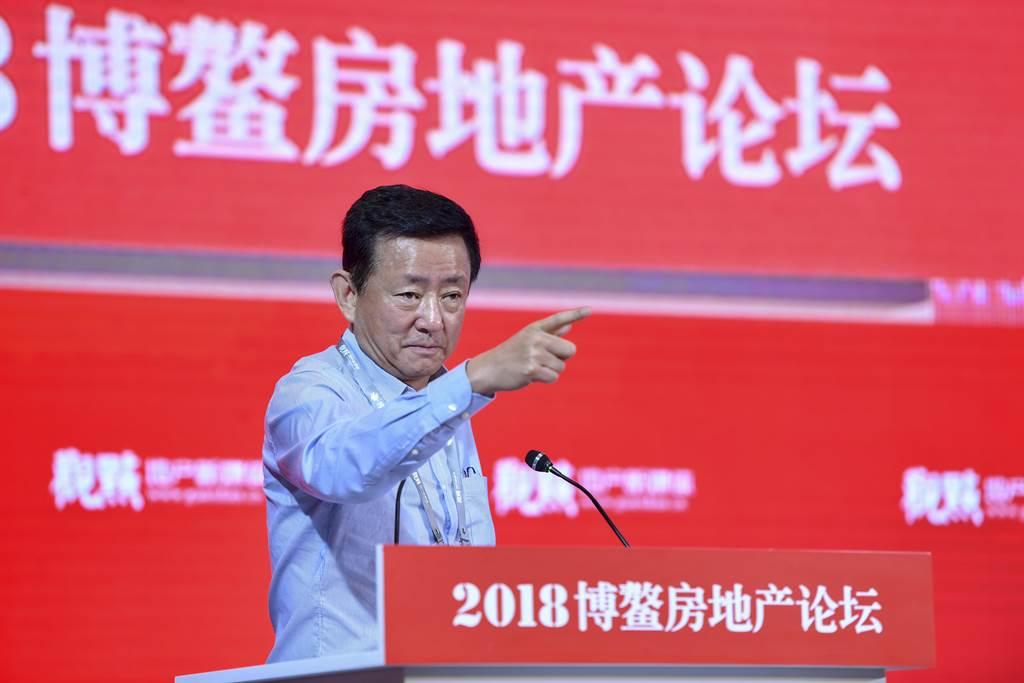 中國經濟體制改革研究會副會長、國民經濟研究所所長樊綱。(中新社)