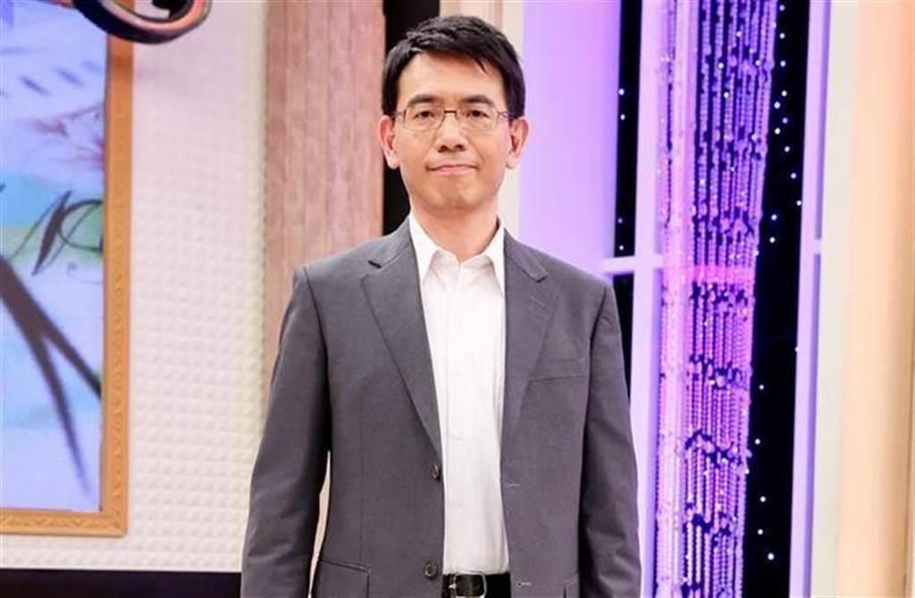 政論節目主持人劉寶傑。(圖/本報系資料照)