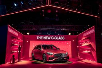 C-Class轎車、旅行車雙主打 全台17個「C-Class 舒活特區」啟動