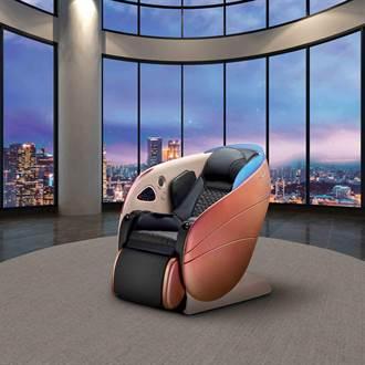 OSIM uDream Pro 5感養身椅 內製香氛膠囊讓你從裡到外徹底放鬆