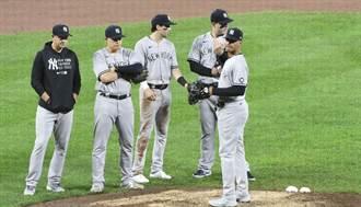 MLB》大雨鏖戰10局敗陣 洋基連勝中止慘跌美東第4