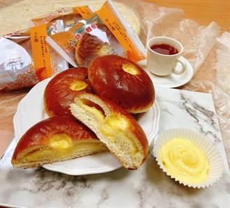 這款大人、小孩最愛的麵包!選用瑞穗鮮乳與蛋黃文火熬煮
