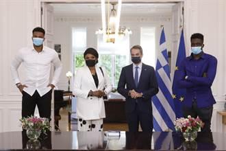 NBA》希臘總理接見字母哥 母親與小弟終獲公民權