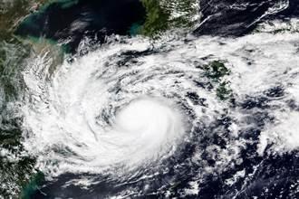 燦樹颱風17日晚間將登陸九州 料將橫跨日本