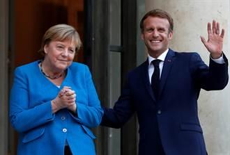 梅克爾將卸任 「梅克宏」4年歐盟核心夥伴解散