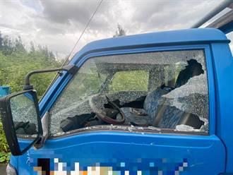 失業離婚又被趕出家門 男子持瓦斯槍4天隨機射擊7輛無辜汽車