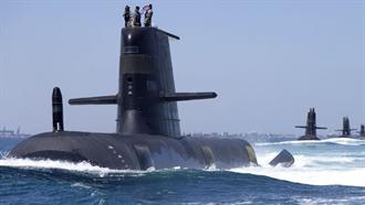 建造核潛艦戰略賭注重押美國 專家:澳洲冒極大風險對抗中國