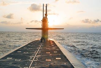 美英澳印太安全聯盟 助澳建核潛艦