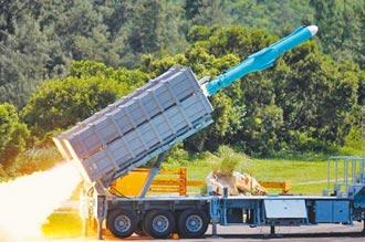 布建增程飛彈 專家:攻勢戰術執行防衛