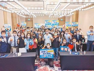 國民黨黨魁選舉 傳張亞中民調超車