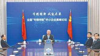 劉鶴:運用資本市場助中小企發展